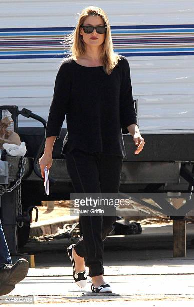 Ali Larter is seen on February 25 2014 in Los Angeles California