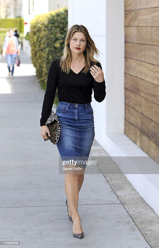 <a gi-track='captionPersonalityLinkClicked' href=/galleries/search?phrase=Ali+Larter&family=editorial&specificpeople=208082 ng-click='$event.stopPropagation()'>Ali Larter</a> is seen on March 03, 2014 in Los Angeles, California.