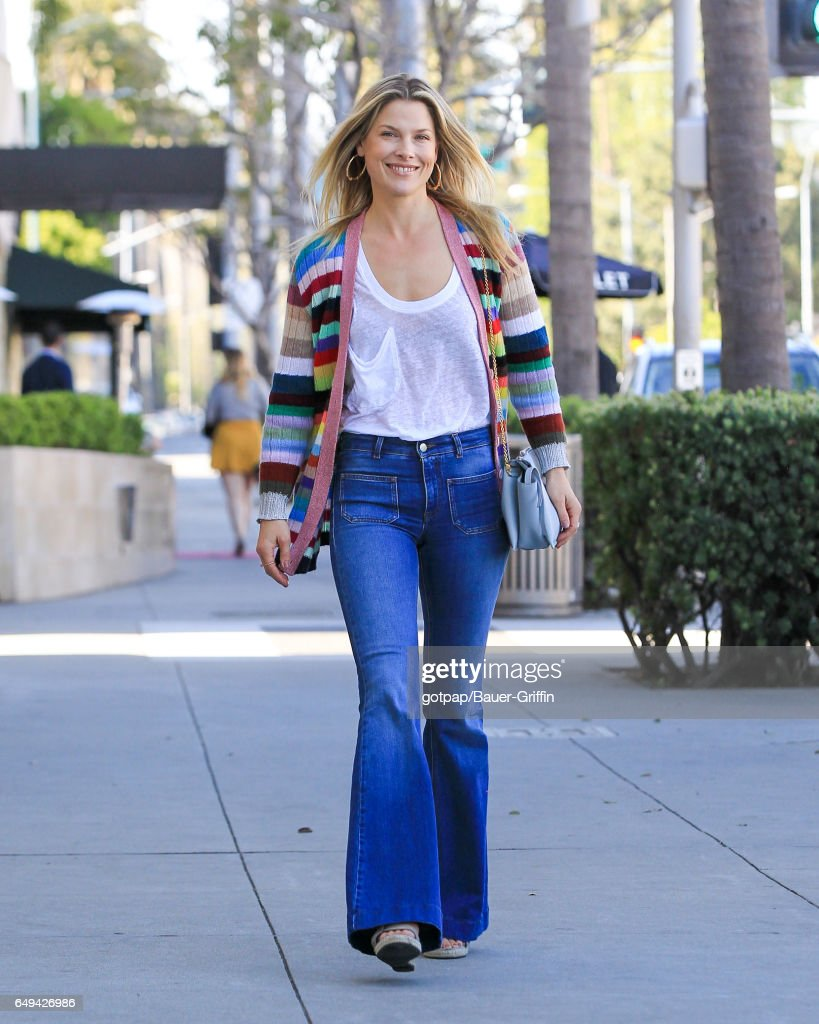 Ali Larter is seen on March 07, 2017 in Los Angeles, California.