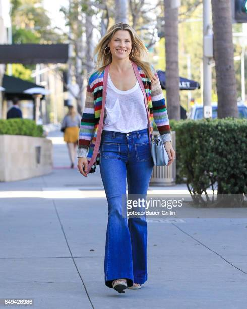 Ali Larter is seen on March 07 2017 in Los Angeles California