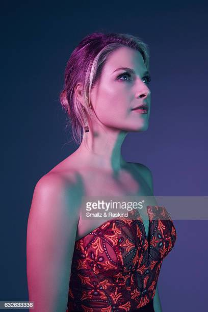 Ali Larter poses for a portrait at the 2017 People's Choice Awards at the Microsoft Theater on January 18 2017 in Los Angeles California