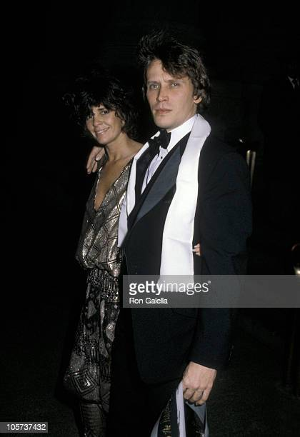 Ali MacGraw and Peter Weller during Costume Institute Gala Presents 'Fashions of The Hapsburg Era' at Metropolitan Museum of Art in New York City New...