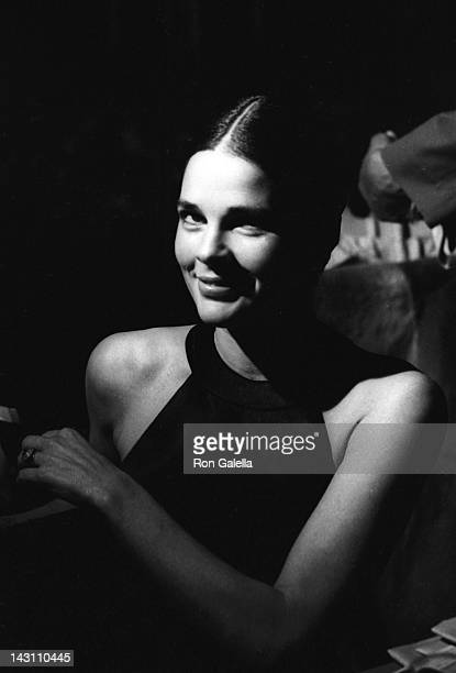 Ali MacGraw attends 29th Annual Golden Globe Awards on February 6 1972 at the Beverly Hilton Hotel in Beverly Hills California