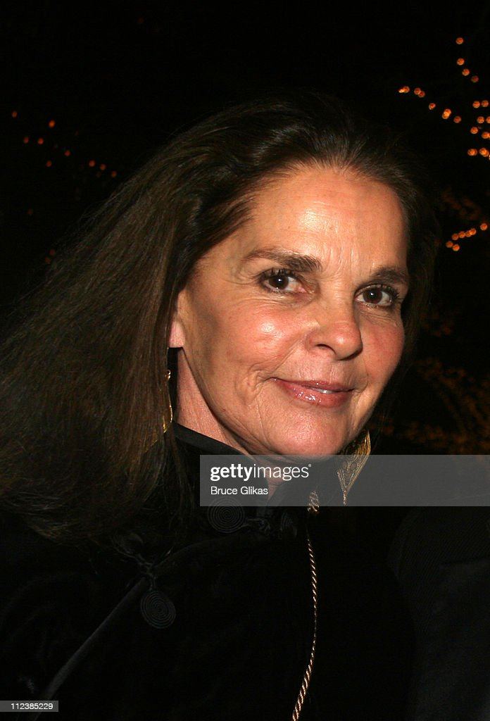 Ali MacGraw during 'Festen' Broadway Opening Night - Curtain Call and ...