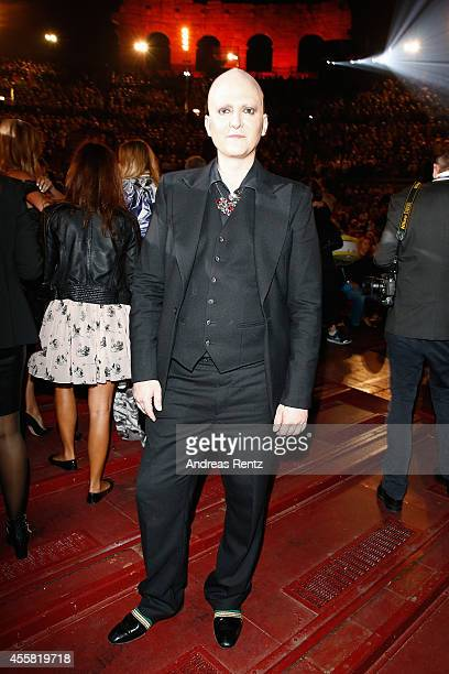 Ali Mahdavi attends Intimissimi on Ice OperaPop at the Arena di Verona on September 20 2014 in Verona Italy The world diverted their eyes away from...