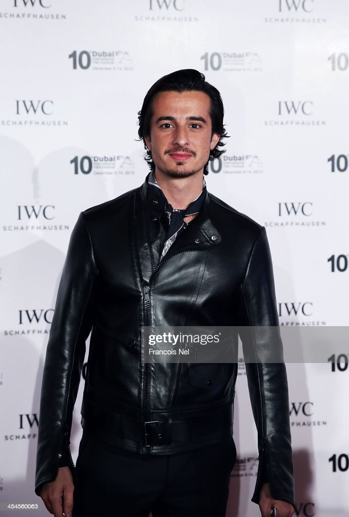 Ali Mustafa attends the IWC Schaffhausen For The Love Of Cinema IWC Filmmakers Award 2013 at One And Only Royal Mirage on December 7, 2013 in Dubai, United Arab Emirates.