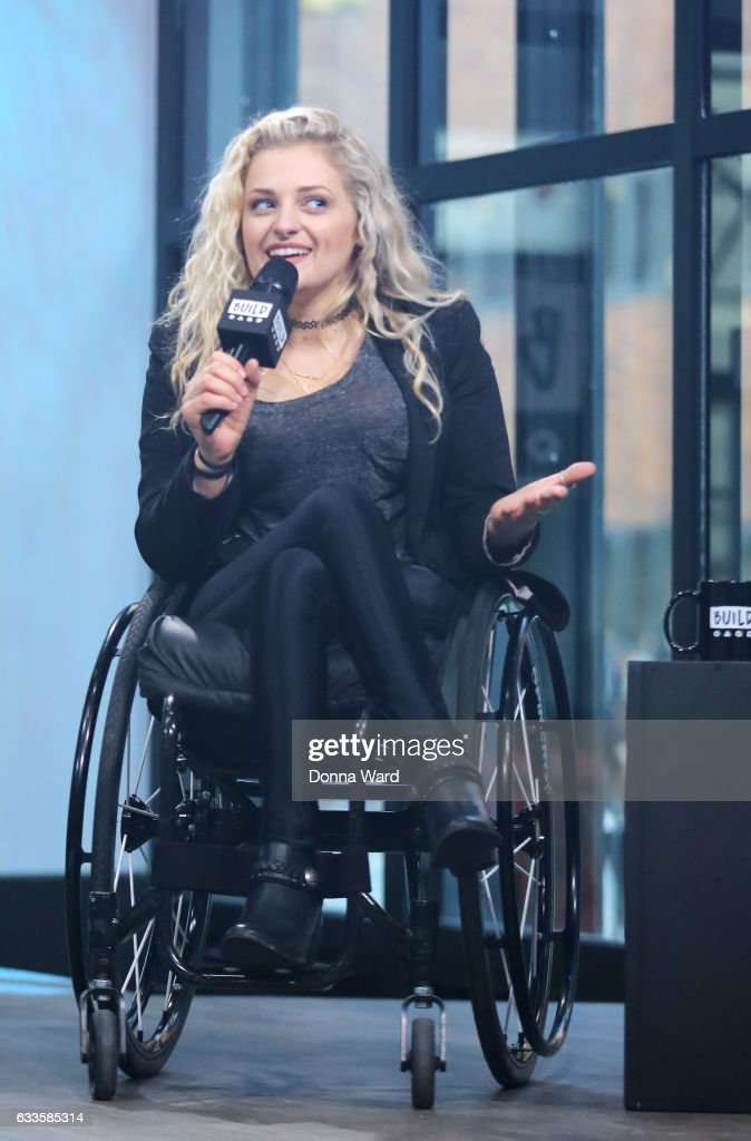 ali stroker today show