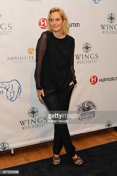 Ali Wentworth at Stephan Weiss Studio on October 16 2014 in New York City