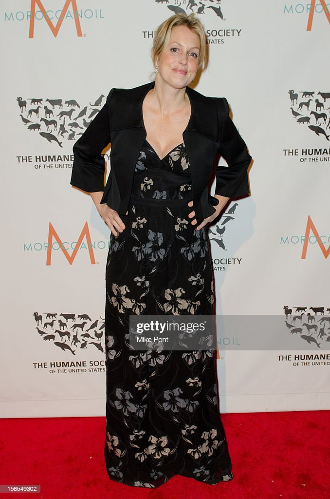 Ali Wentworth attends The Humane Society of the United States presents the To The Rescue! gala benefiting post hurricane Sandy efforts at Cipriani 42nd Street on December 18, 2012 in New York City.