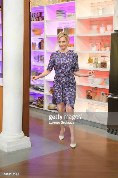 THE CHEW Ali Wentworth is a guest on 'The Chew' Tuesday June 6 2017 'The Chew' airs MONDAY FRIDAY on the ABC Television Network ALI