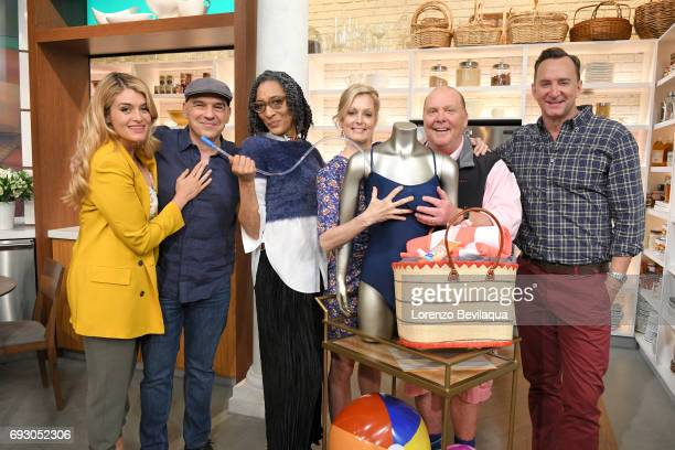 THE CHEW Ali Wentworth is a guest on 'The Chew' Tuesday June 6 2017 'The Chew' airs MONDAY FRIDAY on the ABC Television Network KELLY