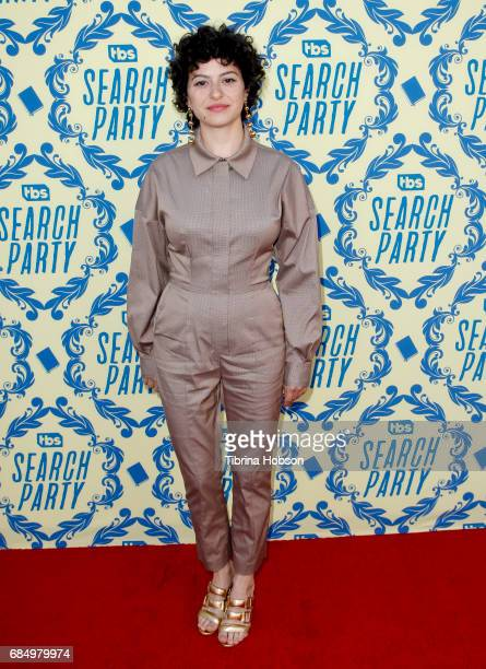 Alia Shawkat attends TBS's 'Search Party' for your consideration event at Saban Media Center on May 18 2017 in North Hollywood California