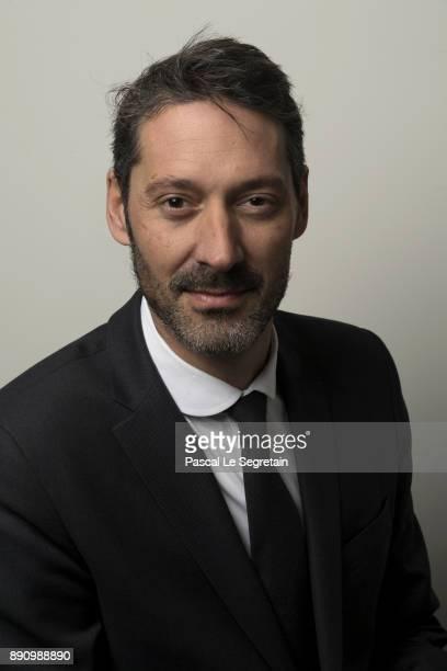 Alibaba French General Director Sebastien Badault attends the Paris Luxury Summit 2017 at Theatre Des Sablons on December 12 2017 in NeuillysurSeine...