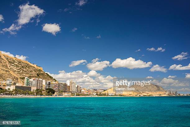 Alicante Beach, Costa Blanca, Spain