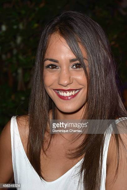 Alice Belaidi attends 'J'aime La Mode 2014' Photocall as part of the Paris Fashion Week Womenswear Spring/Summer 2015 on September 29 2014 in Paris...