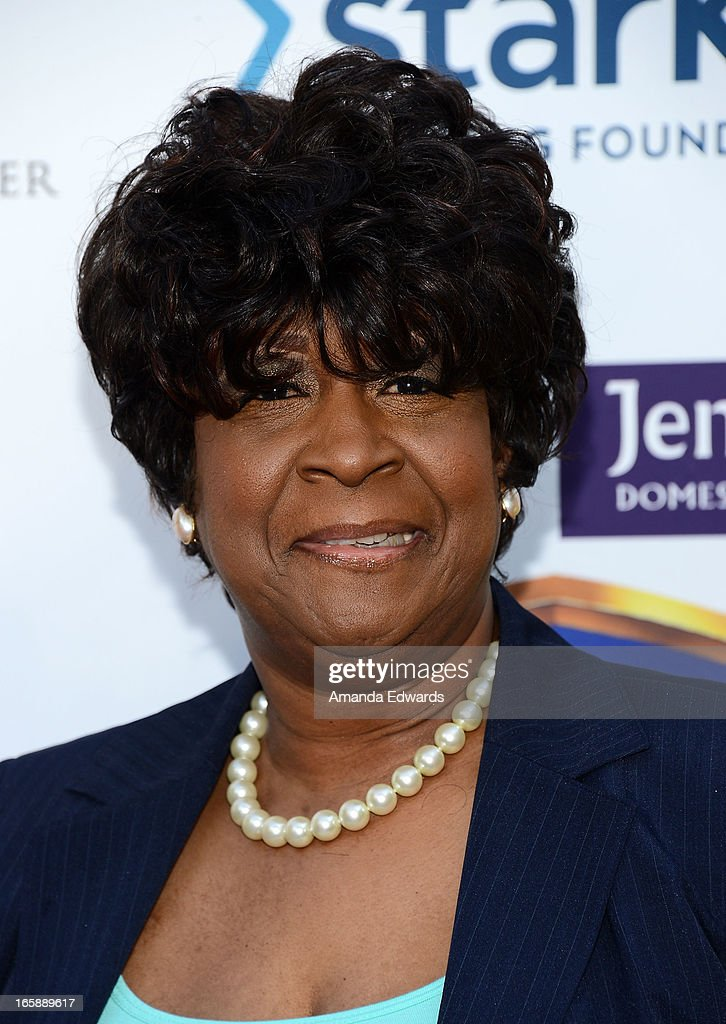 Alice Brown arrives at the Jenesse Center's 2013 Silver Rose Gala & Auction at Vibiana on April 6, 2013 in Los Angeles, California.
