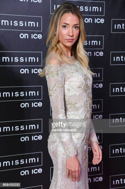 Alice Campello attends Intimissimi On ice 2017 on October 6 2017 in Verona Italy