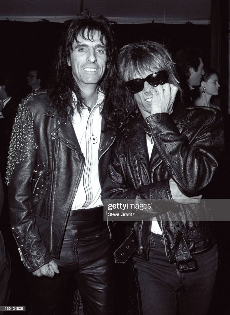 <a gi-track='captionPersonalityLinkClicked' href=/galleries/search?phrase=Alice+Cooper&family=editorial&specificpeople=202989 ng-click='$event.stopPropagation()'>Alice Cooper</a> and <a gi-track='captionPersonalityLinkClicked' href=/galleries/search?phrase=Iggy+Pop&family=editorial&specificpeople=171445 ng-click='$event.stopPropagation()'>Iggy Pop</a> during <a gi-track='captionPersonalityLinkClicked' href=/galleries/search?phrase=Alice+Cooper&family=editorial&specificpeople=202989 ng-click='$event.stopPropagation()'>Alice Cooper</a> File Photo at Chasen's Restaurant in West Hollywood, California, United States.