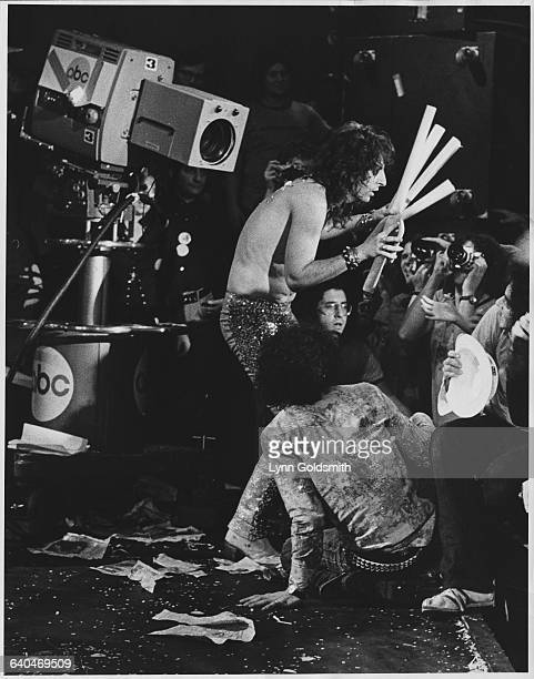 Alice Cooper and Photographers