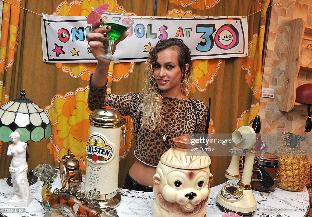 <a gi-track='captionPersonalityLinkClicked' href=/galleries/search?phrase=Alice+Dellal&family=editorial&specificpeople=4261908 ng-click='$event.stopPropagation()'>Alice Dellal</a> attends the Gold Nelson Mandela House launch, celebrating Only Fools at 30 on Gold on August 23, 2011 in London, England.