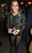 Alice Dellal attends the Massive Attack after party at 100 Wardour St following their performance at the Barclaycard British Summer Time Festival on...