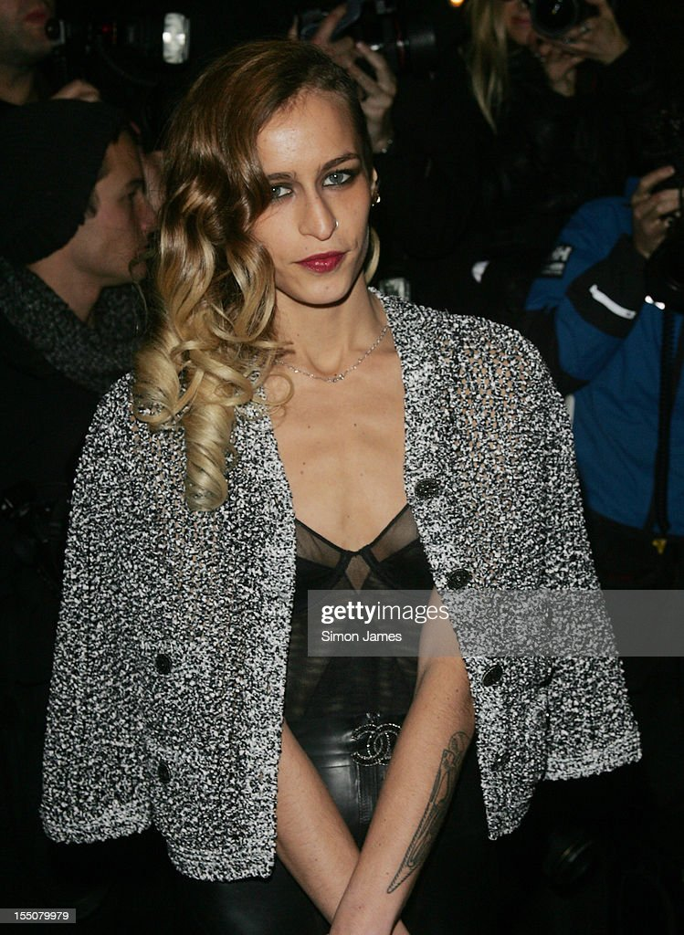 Alice Dellal sighting on October 31, 2012 in London, England.