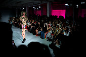Pam Hogg - Runway - LFW September 2019