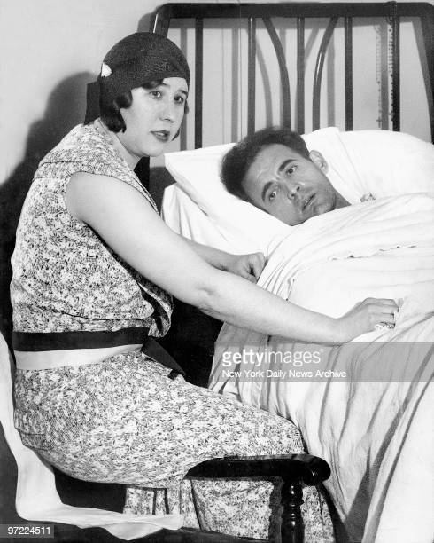 Alice Diamond at Albany Hospital where her husband Jack Diamond is recovering from latest gang attack Mrs Diamond completely forgave Jack for his...