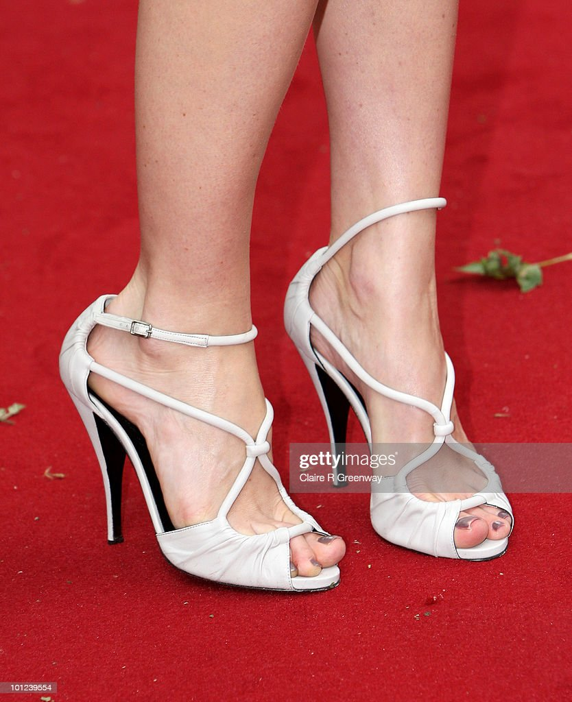 Alice Eve arrives at the UK premiere of Sex And The City 2 at Odeon Leicester Square on May 27, 2010 in London, England.