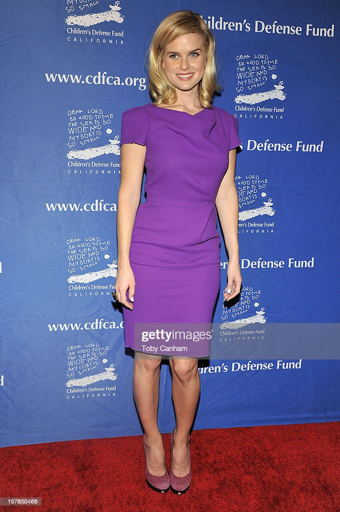Alice Eve arrives for the Children's Defense Fund-California 22nd Annual 'Beat the Odds' Awards at Beverly Hills Hotel on December 6, 2012 in Beverly Hills, California.