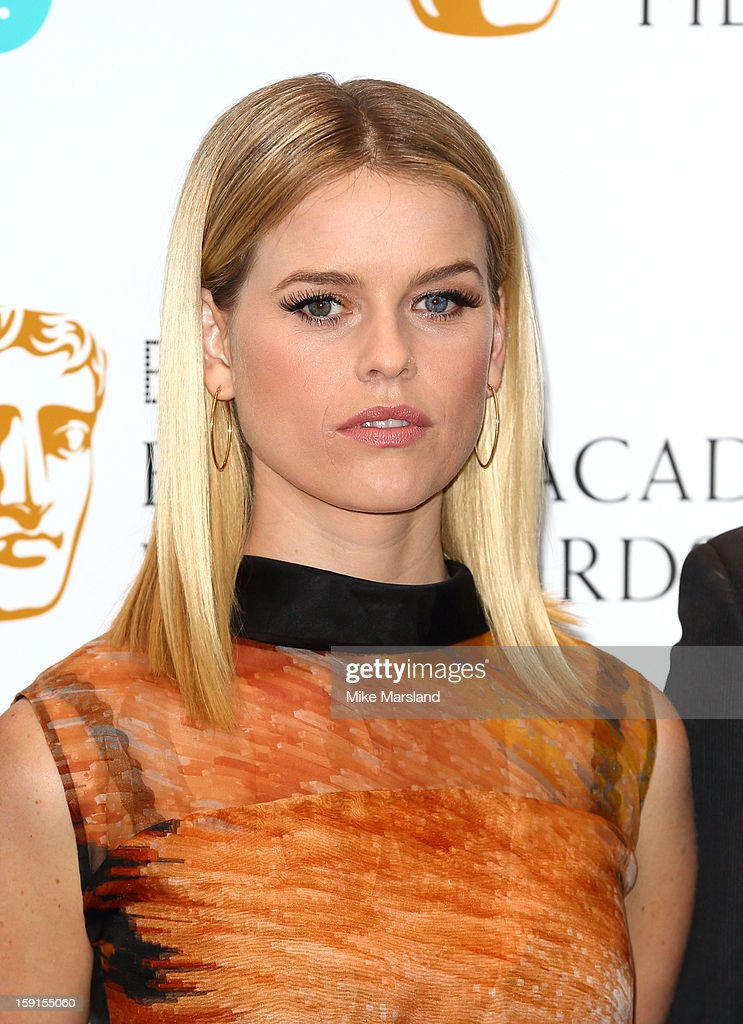 <a gi-track='captionPersonalityLinkClicked' href=/galleries/search?phrase=Alice+Eve+-+Actress&family=editorial&specificpeople=570229 ng-click='$event.stopPropagation()'>Alice Eve</a> attends as the nominations for the EE British Academy Film Awards are announced on January 9, 2013 in London, England.