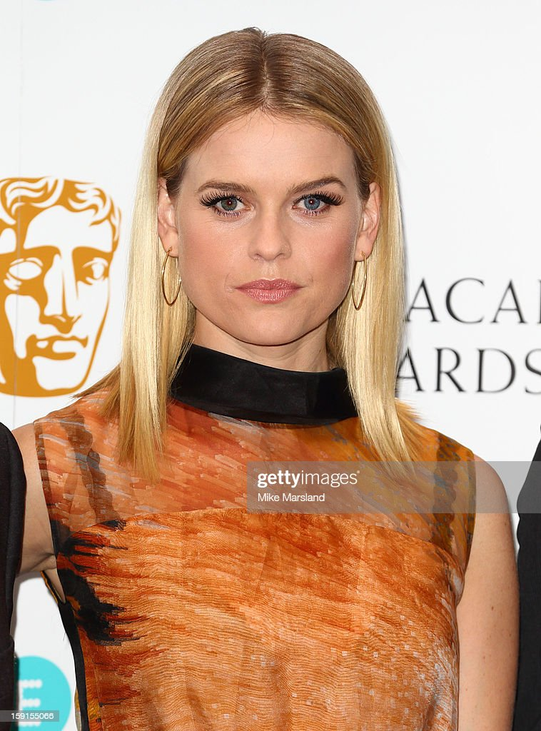 <a gi-track='captionPersonalityLinkClicked' href=/galleries/search?phrase=Alice+Eve&family=editorial&specificpeople=570229 ng-click='$event.stopPropagation()'>Alice Eve</a> attends as the nominations for the EE British Academy Film Awards are announced on January 9, 2013 in London, England.