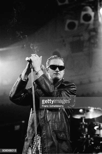 Alice in Chains perform at the Paradiso in Amsterdam Netherlands on 12th February 1993