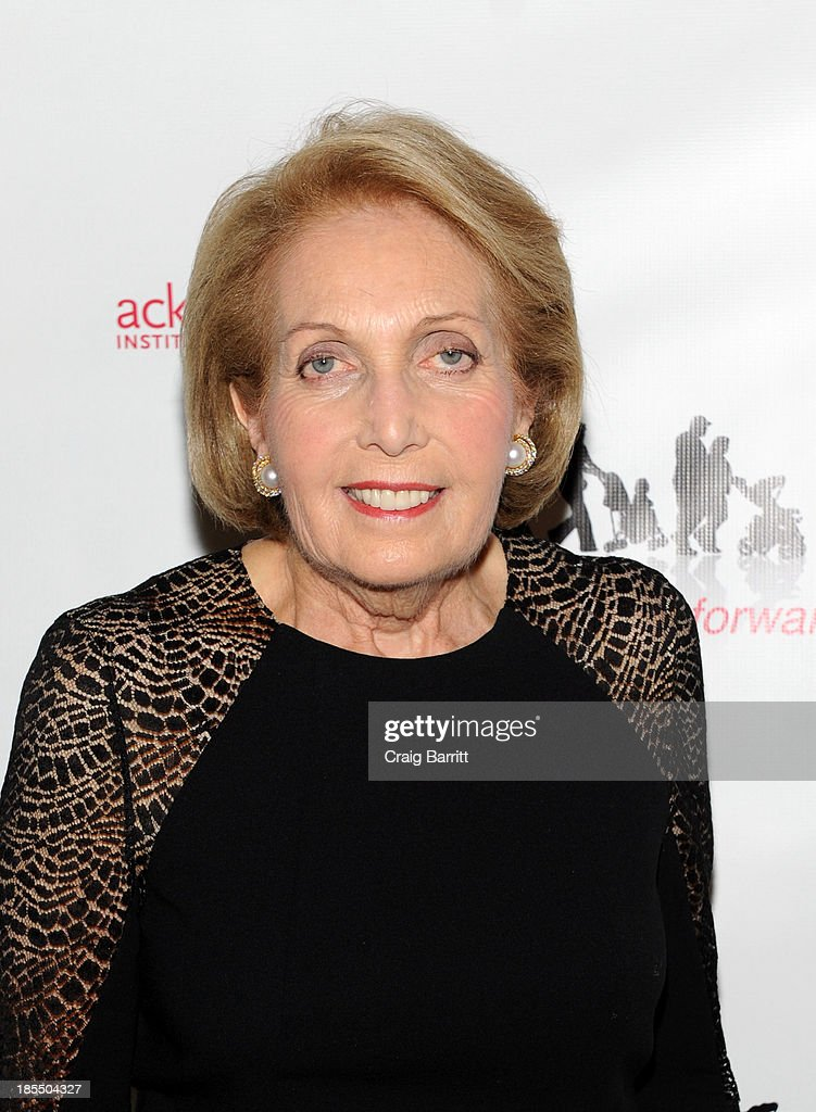 Alice K. Netter attends the 2013 Families Moving Forward gala at The Waldorf Astoria on October 21, 2013 in New York City.