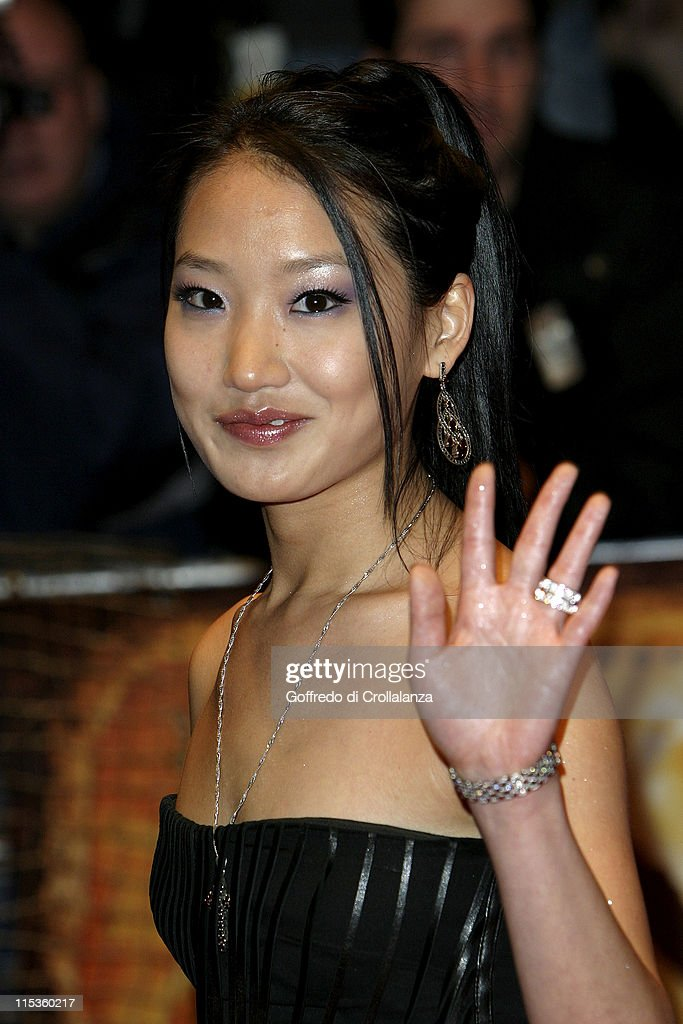 <a gi-track='captionPersonalityLinkClicked' href=/galleries/search?phrase=Alice+Kim&family=editorial&specificpeople=212731 ng-click='$event.stopPropagation()'>Alice Kim</a> during 'National Treasure' London Premiere at Odeon West End in London, United Kingdom.