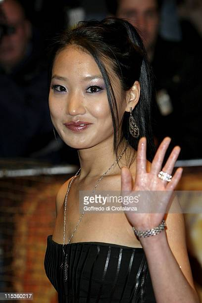 Alice Kim during 'National Treasure' London Premiere at Odeon West End in London United Kingdom