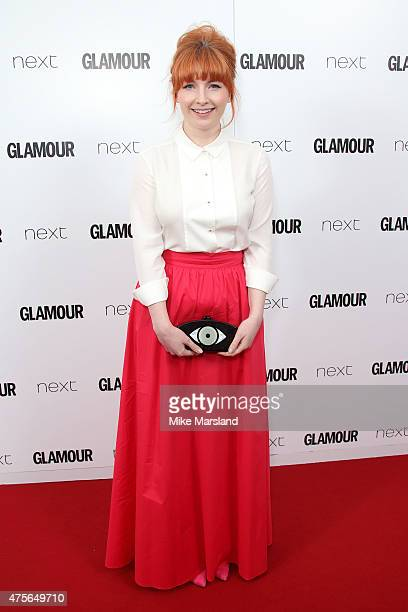 Alice Levine attends the Glamour Women Of The Year Awards at Berkeley Square Gardens on June 2 2015 in London England
