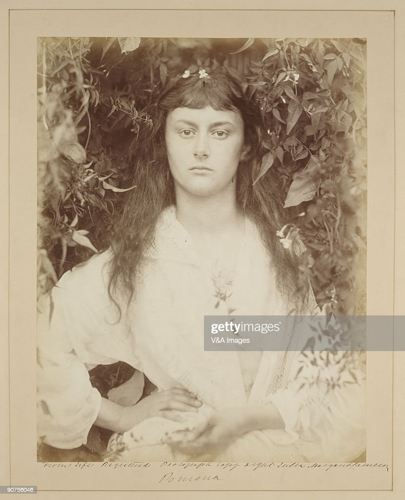 Portrait of <a gi-track='captionPersonalityLinkClicked' href=/galleries/search?phrase=Alice+Liddell&family=editorial&specificpeople=977449 ng-click='$event.stopPropagation()'>Alice Liddell</a>.
