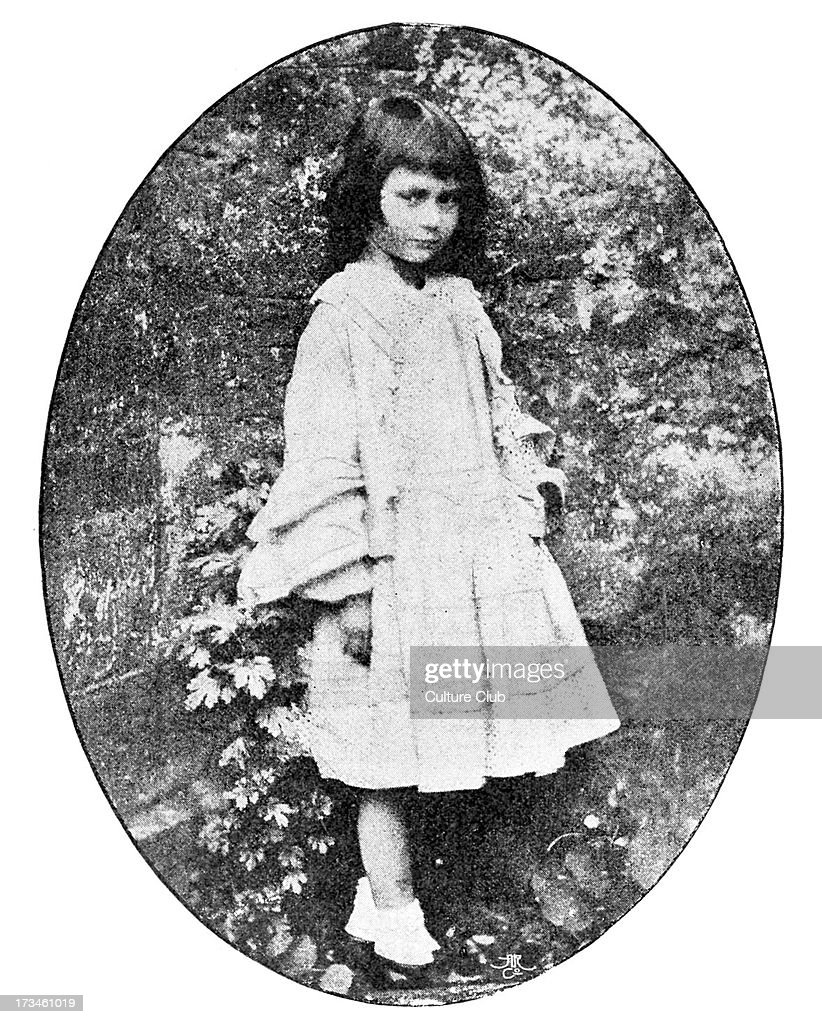 <a gi-track='captionPersonalityLinkClicked' href=/galleries/search?phrase=Alice+Liddell&family=editorial&specificpeople=977449 ng-click='$event.stopPropagation()'>Alice Liddell</a> - taken by Lewis Carroll, 1858. Inspiration for Carroll 's novel Alice in Wonderland.