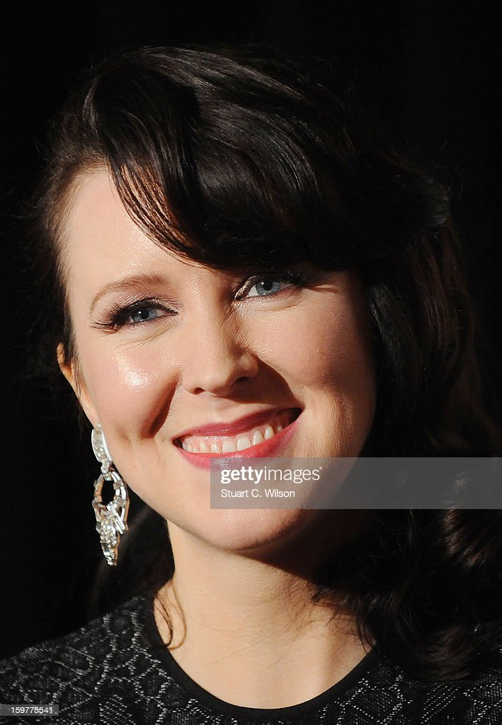 Alice Lowe attends the London Critics' Circle Film Awards at The Mayfair Hotel on January 20, 2013 in London, England.
