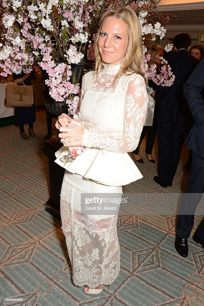 Alice Naylor Leyland attends the launch of 'Mrs. Alice In Her Palace' hosted by Alice Naylor Leyland at Fortnum & Mason on March 27, 2014 in London, England.