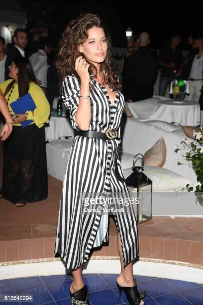Alice Peneaca attends 2017 Ischia Global Film Music Fest on July 12 2017 in Ischia Italy