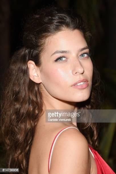 Alice Peneaca attends 2017 Ischia Global Film Music Fest on July 14 2017 in Ischia Italy