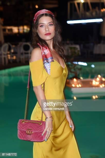 Alice Peneaca attends 2017 Ischia Global Film Music Fest on July 9 2017 in Ischia Italy