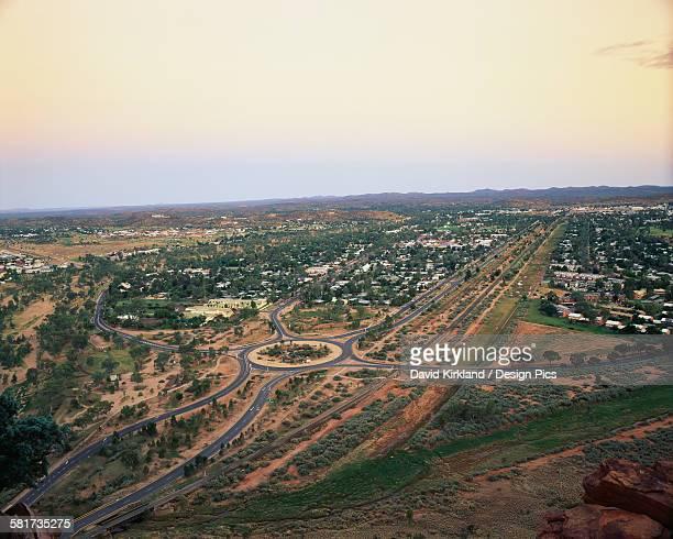 Alice Springs, Central Australia