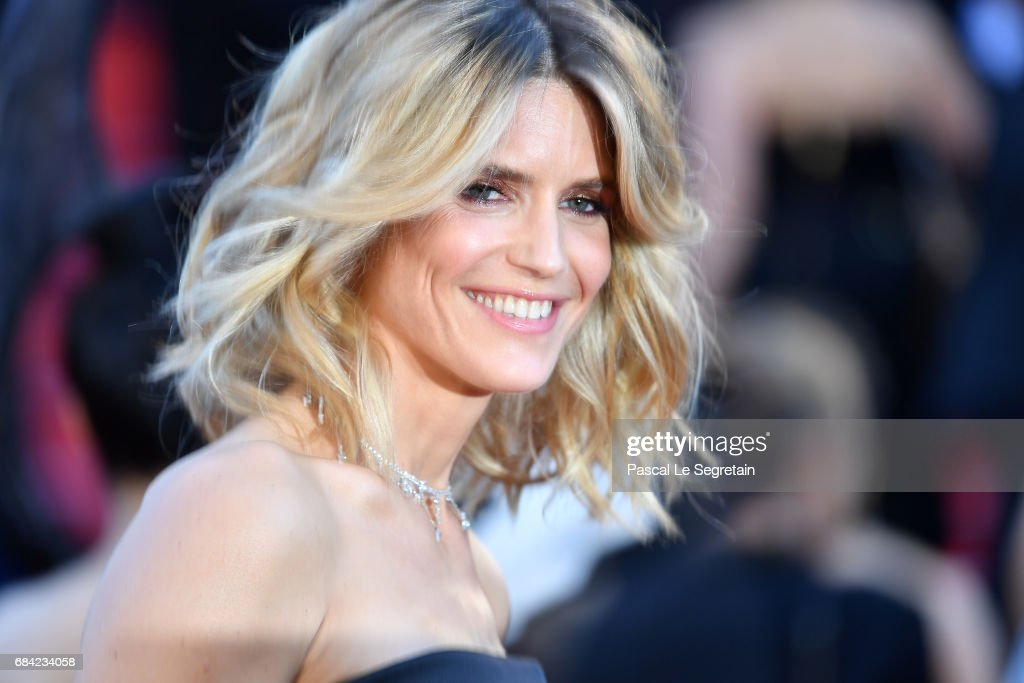Alice Taglioni attends the 'Ismael's Ghosts (Les Fantomes d'Ismael)' screening and Opening Gala during the 70th annual Cannes Film Festival at Palais des Festivals on May 17, 2017 in Cannes, France.