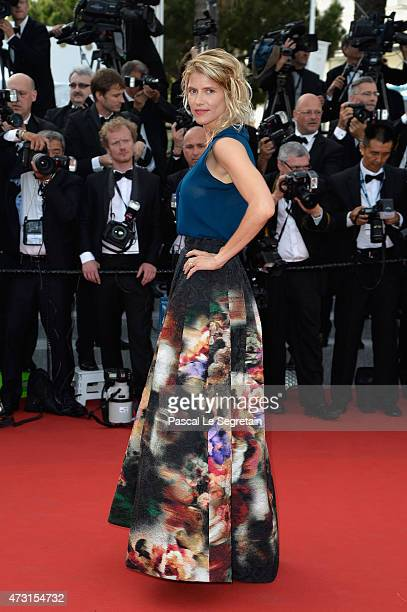 Alice Taglioni attends the opening ceremony and premiere of 'La Tete Haute' during the 68th annual Cannes Film Festival on May 13 2015 in Cannes...