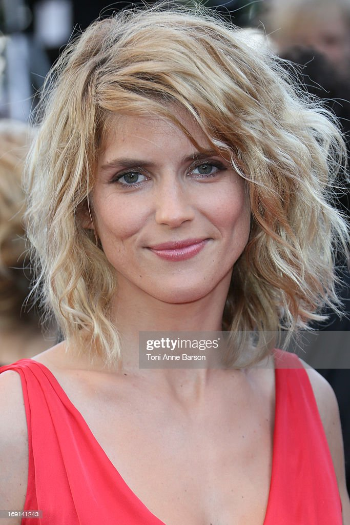 Alice Taglioni attends the Premiere of 'Blood Ties' during the 66th Annual Cannes Film Festival at the Palais des Festivals on May 20, 2013 in Cannes, France.