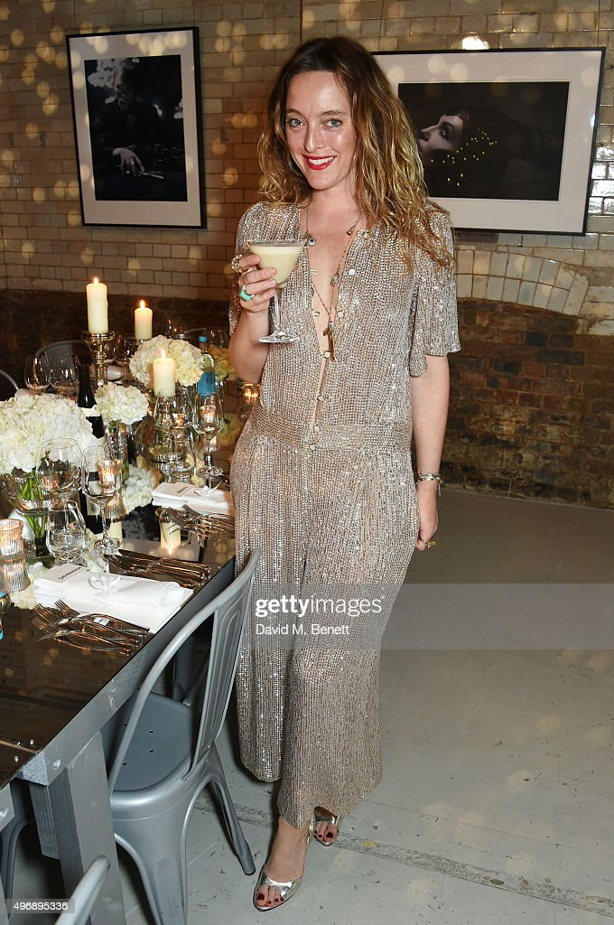 <a gi-track='captionPersonalityLinkClicked' href=/galleries/search?phrase=Alice+Temperley&family=editorial&specificpeople=213399 ng-click='$event.stopPropagation()'>Alice Temperley</a> attends an intimate dinner party which she hosted to celebrate 15 years of Temperley at GWP Studio on November 12, 2015 in London, England. Guests drank Baileys Flat White martinis to toast the occasion and mark the significant milestone for the brand.