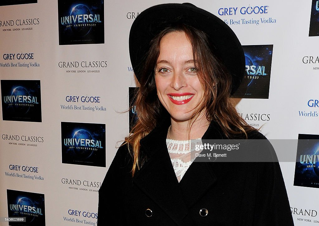 <a gi-track='captionPersonalityLinkClicked' href=/galleries/search?phrase=Alice+Temperley&family=editorial&specificpeople=213399 ng-click='$event.stopPropagation()'>Alice Temperley</a> attends as Grand Classics, Richard Curtis and Grey Goose celebrate 100 years of Universal Pictures' greatest films, with a special screening of National Lampoon's Animal House, at The Electric Cinema on April 30, 2012 in London, England.